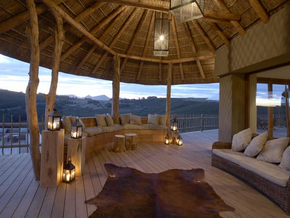 Gondwana Game Reserve - Deck