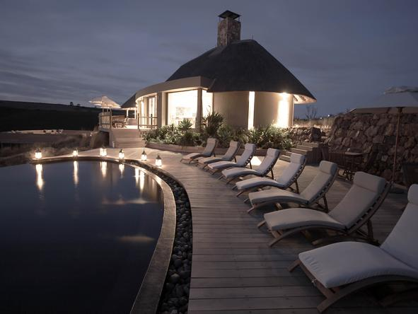 Gondwana Game Reserve - Pool