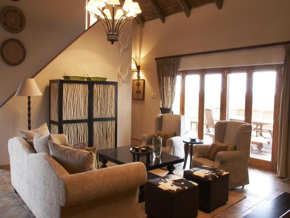 Gondwana Game Reserve - Lounge