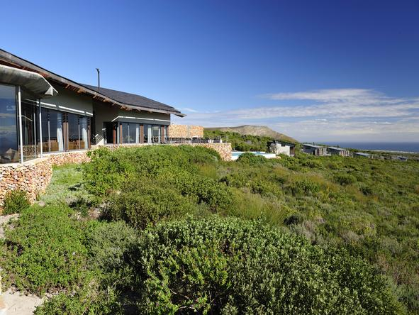 Grootbos Forest Lodge - Area