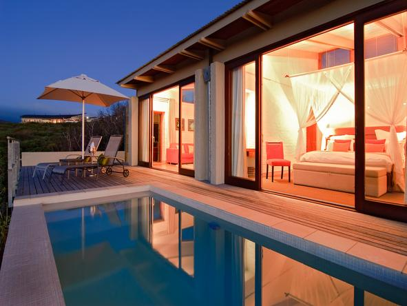 Grootbos Forest Lodge - Private Pool