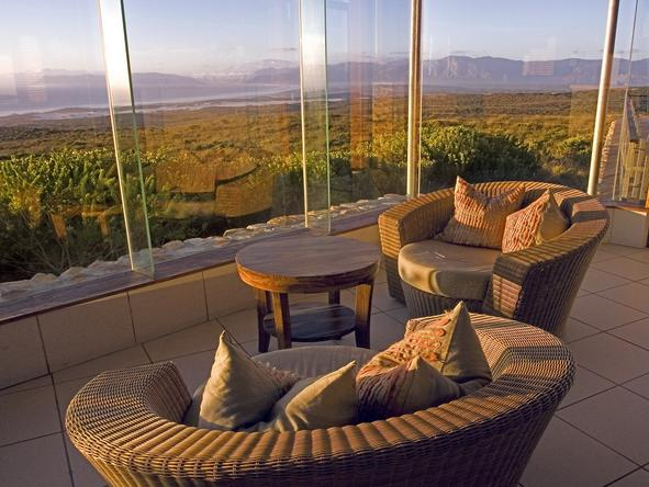 Grootbos Forest Lodge - Sitting area