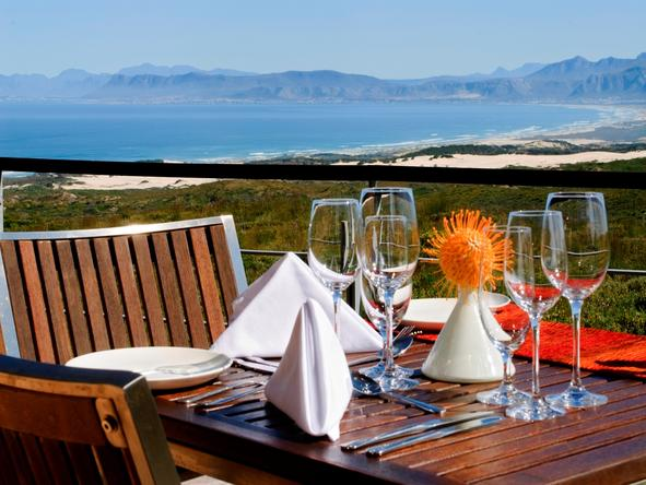 Grootbos Forest Lodge - Dining
