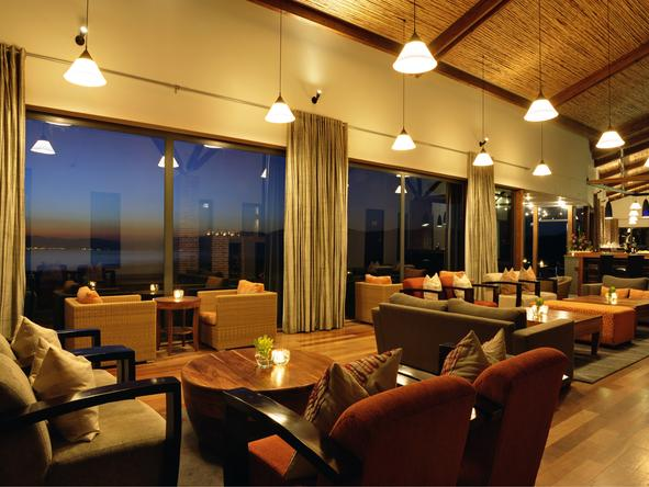 Grootbos Forest Lodge - Lounge