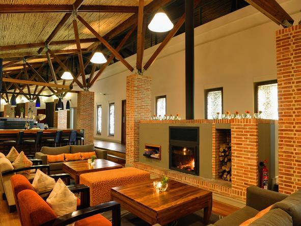 Grootbos Forest Lodge - Lounge2