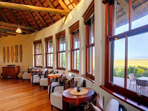 Grootbos Garden Lodge - Restaurant