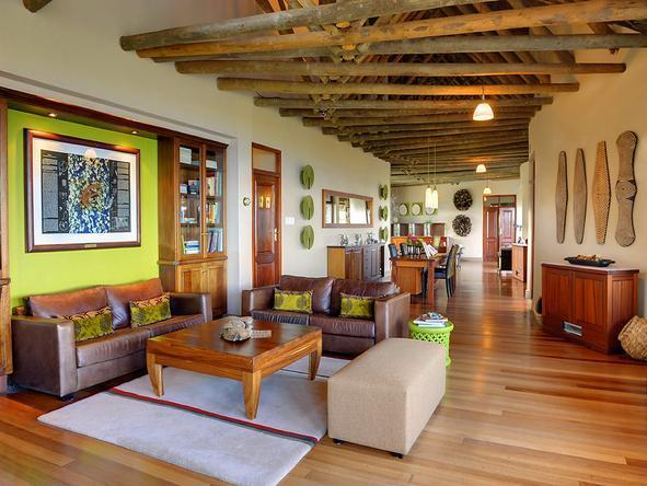 Grootbos Garden Lodge - Lounge