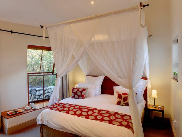 Grootbos Garden Lodge - Bedroom