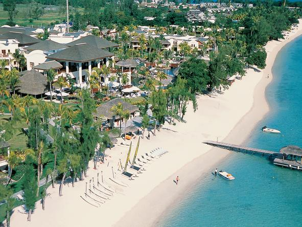Hilton Mauritius Resort and Spa - Location