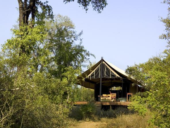 Honeyguide Mantobeni Tented Safari Camp -Tent
