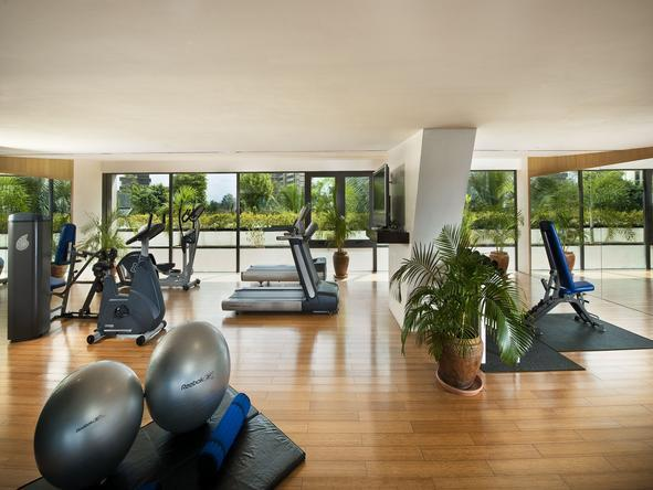 Hyatt Regency Dar Es Salaam - The Kilimanjaro - Gym
