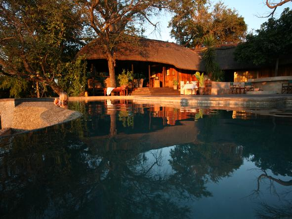 Impalila Island Lodge - Pool