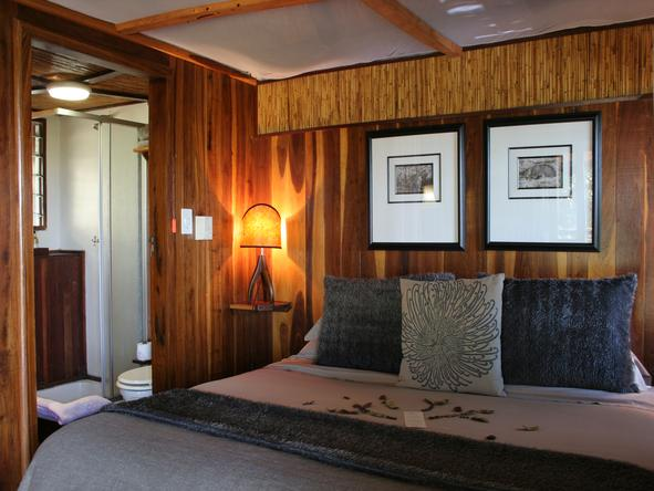 Impalila Island Lodge - Bedroom