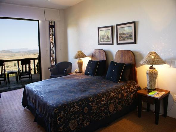 Isandlwana Lodge - Bedroom2