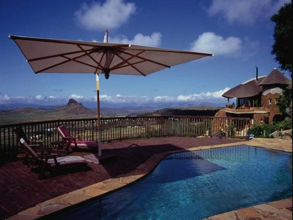 Isandlwana Lodge - Pool