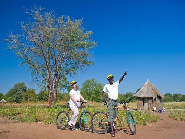 Islands of Siankaba - Bicycle Tour