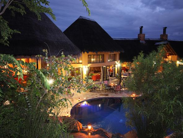 Ivory Tree Game Lodge - Location