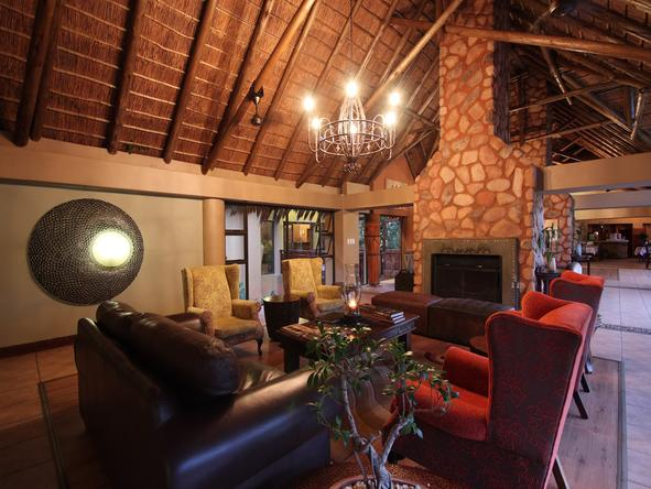 Ivory Tree Game Lodge - Lounge