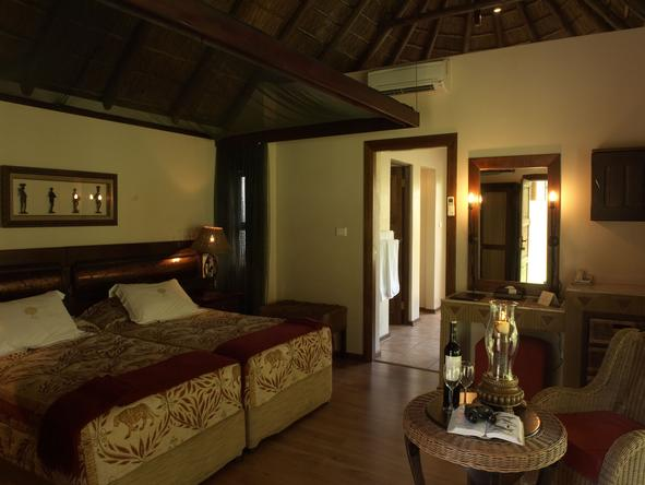 Ivory Tree Game Lodge - Bedroom