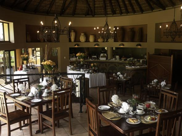 Ivory Tree Game Lodge - Dining