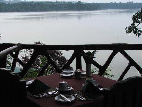 Jacana Safari Lodge - Dining