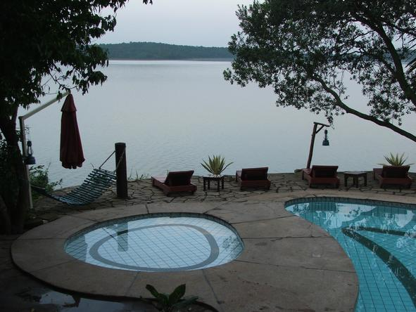 Jacana Safari Lodge - Pool