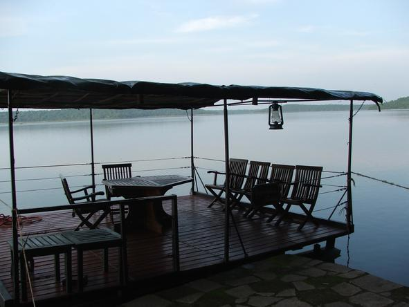 Jacana Safari Lodge - Viewpoint