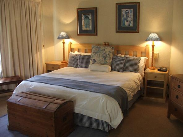 Jatinga Country Lodge -Bedroom3