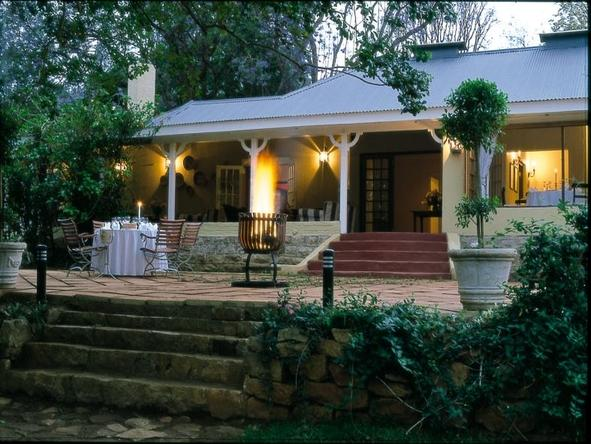 Jatinga Country Lodge - Evening