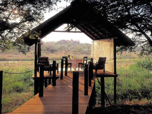 Jock Safari Lodge - Romantic