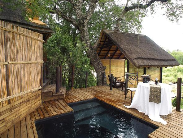 Jock Safari Lodge - Pool2