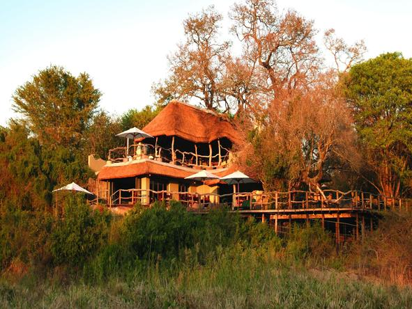 Jock Safari Lodge - Lodge