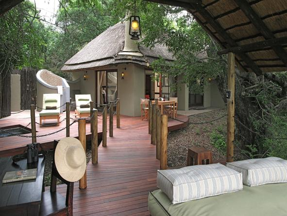 Jock Safari Lodge -Suite