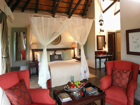 Jock Safari Lodge - Room