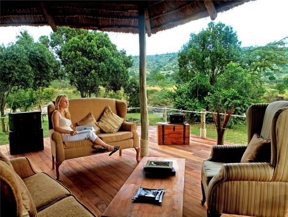 Karen Blixen Camp - Lounge
