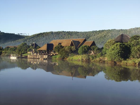 Kariega River Lodge - Exterior