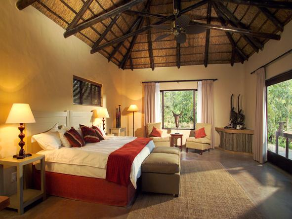 Kariega River Lodge - Bedroom