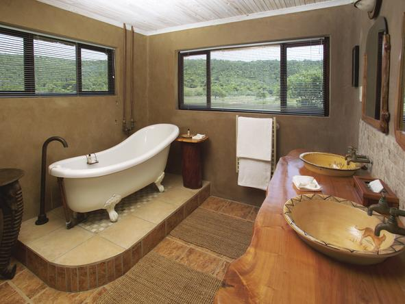 Kariega River Lodge - Bathroom