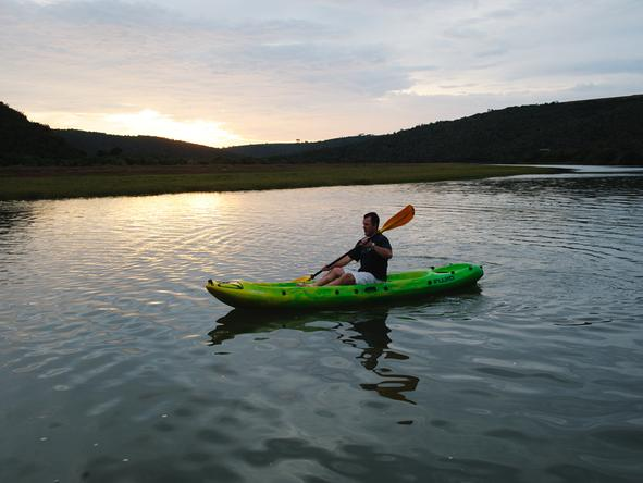 Kariega River Lodge - Activities