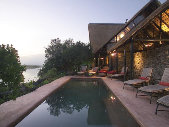 Kariega River Lodge - Pool