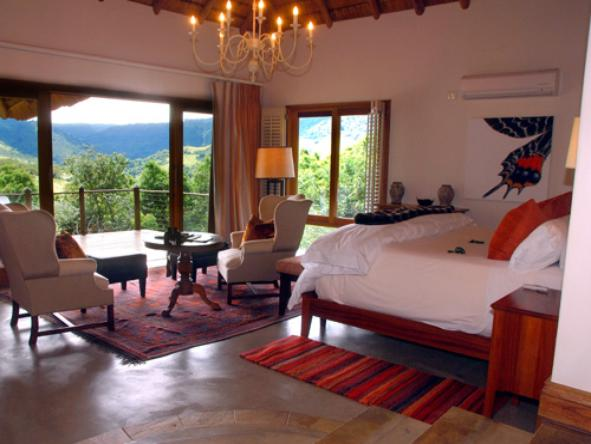 Karkloof Spa - Bedroom
