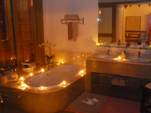 Karkloof Spa - Bathroom