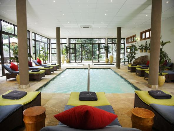 Karkloof Spa - Indoor Pool
