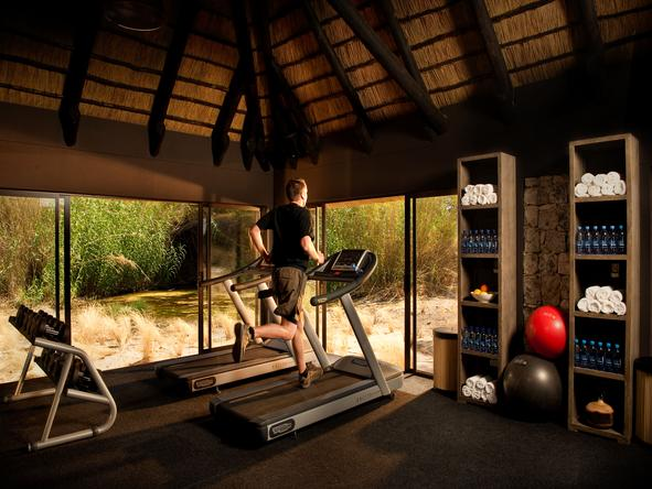 Kempinski Mokuti Lodge - Gym