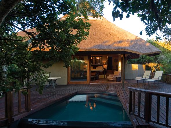 Kichaka Private Game Lodge - Pool