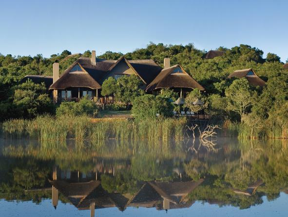Kichaka Private Game Lodge - Exerior