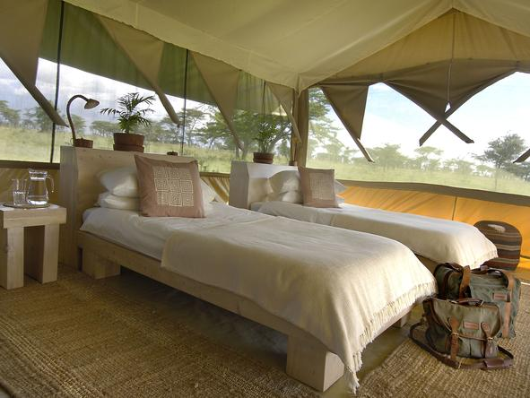 Kicheche Bush Camp - Tent