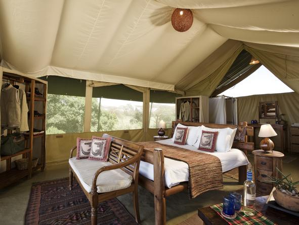Kicheche Mara Camp - Bedroom