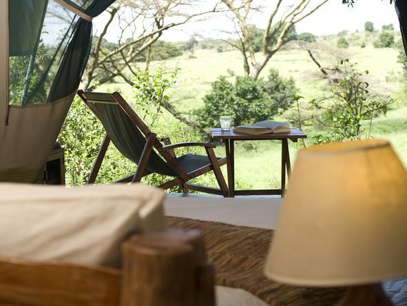 Kicheche Mara Camp - Private Deck
