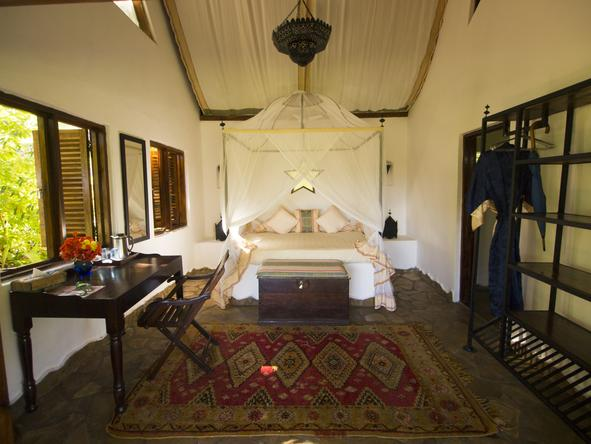 Kinasi Lodge - Bedroom